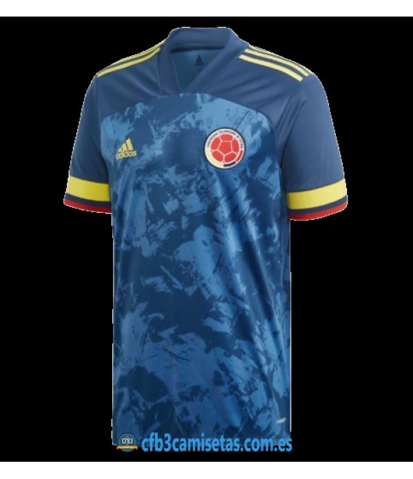 CFB3-Camisetas Colombia 2a Equipación 2020