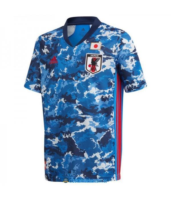 CFB3-Camisetas Japón 1a Equipación 2020/21