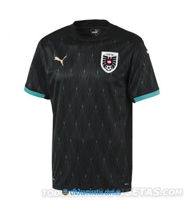 CFB3-Camisetas Austria 1a Equipación 2020