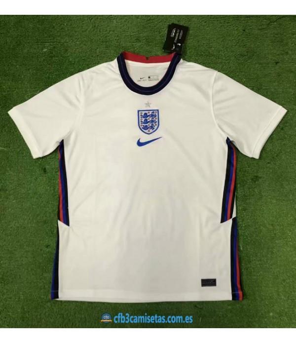 CFB3-Camisetas Inglaterra 1a Equipación 2020