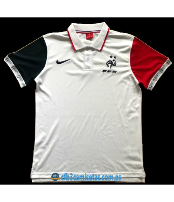 CFB3-Camisetas Polo Francia 2020