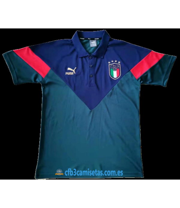 CFB3-Camisetas Polo Italia 2020