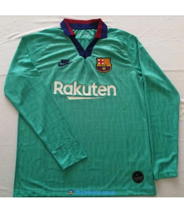 CFB3-Camisetas FC Barcelona 3a Equipación 2019 2020 ML