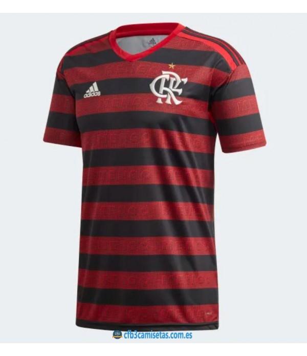 CFB3-Camisetas Flamengo 1a Equipación 2019 2020
