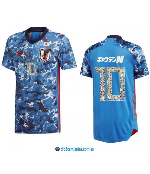 CFB3-Camisetas Japón 2020/21 Oliver y Benji / Super campeones