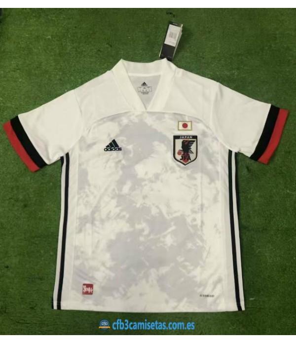 CFB3-Camisetas Japón 2a Equipación 2020/21
