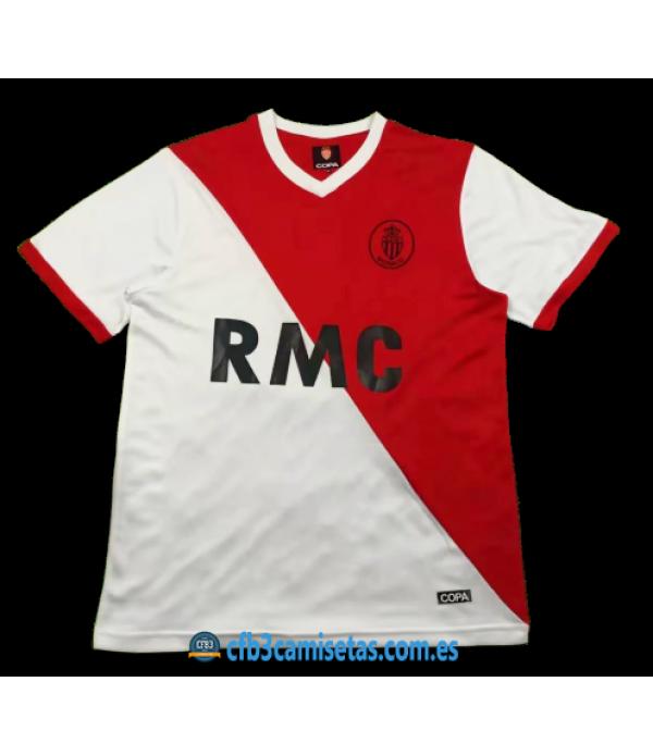 CFB3-Camisetas AS Monaco 1a Equipación 1977