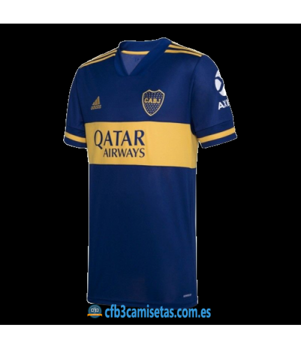 CFB3-Camisetas Boca Juniors 1a Equipación 2020/21