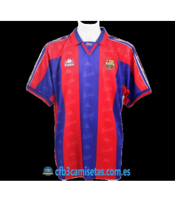 CFB3-Camisetas Camiseta FC Barcelona 1996/97