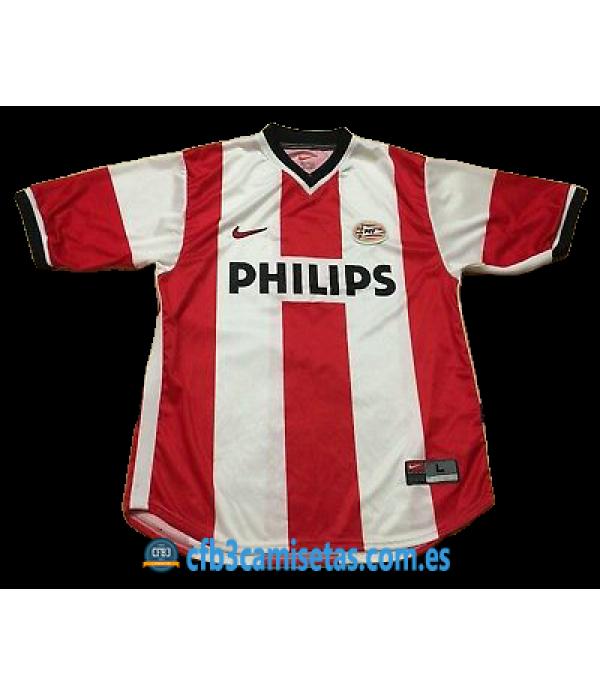 CFB3-Camisetas Camiseta PSV Eindhoven 1998-99