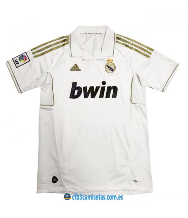 CFB3-Camisetas Camiseta Real Madrid 2011/12