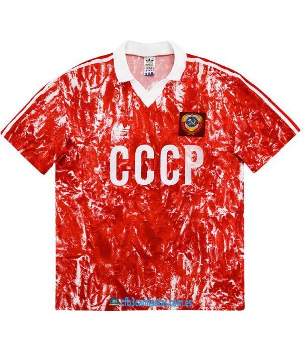 CFB3-Camisetas Camiseta URSS Mundial 1990