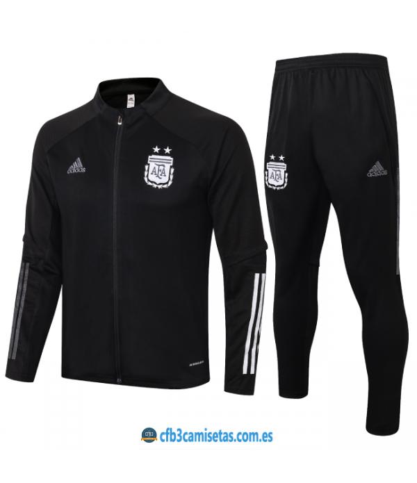 CFB3-Camisetas Chándal Argentina 2020/21