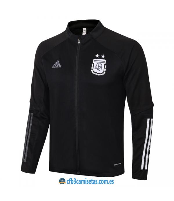 CFB3-Camisetas Chaqueta Argentina 2020/21