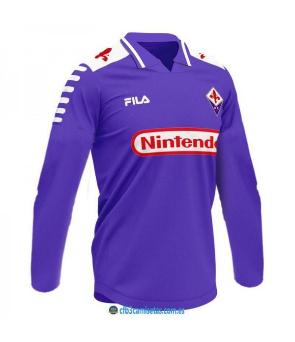 CFB3-Camisetas Fiorentina 1a Equipación 1998-99 ML