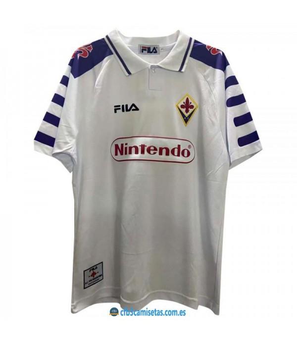 CFB3-Camisetas Fiorentina 2a Equipación 1998-99