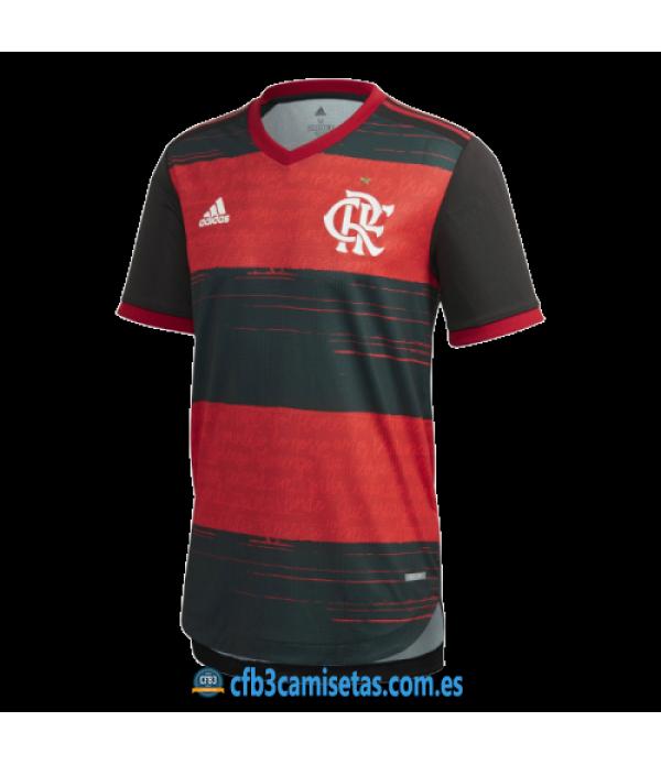 CFB3-Camisetas Flamengo 1a Equipación 2020/21