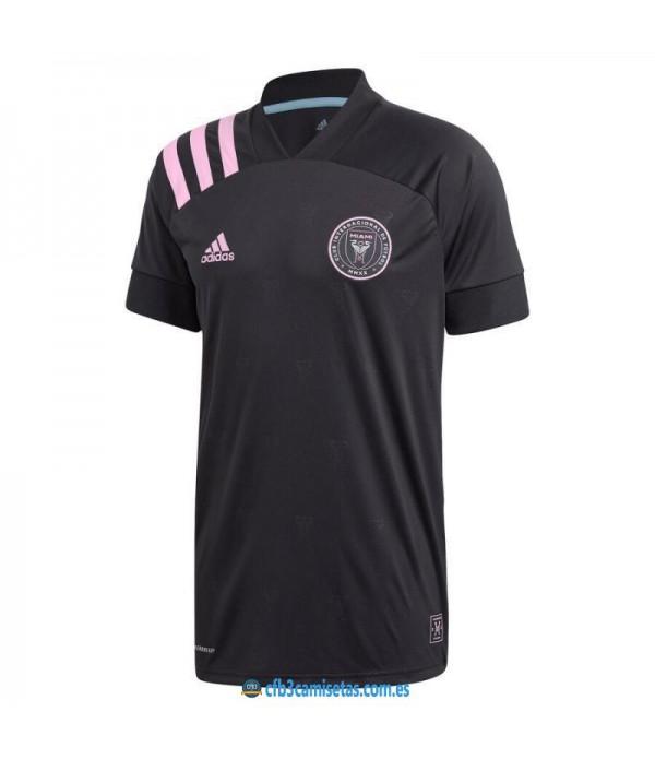 CFB3-Camisetas Inter Miami 2a Equipación 2020/21