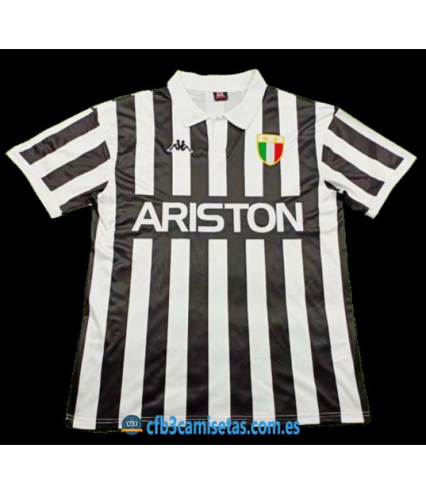 CFB3-Camisetas Juventus 1a Equipación 1984-85