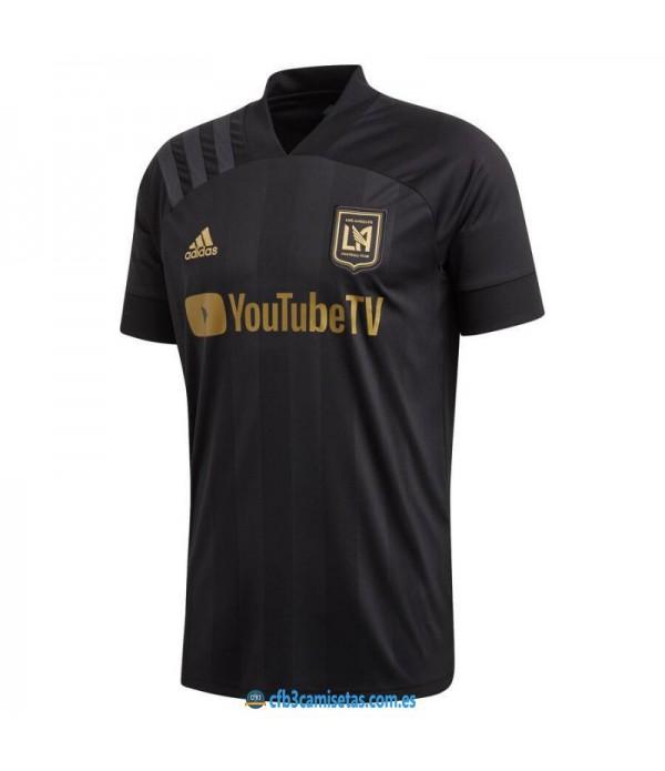 CFB3-Camisetas Los Angeles FC 1a 2020/21