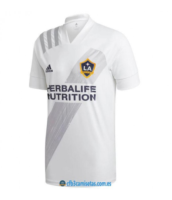 CFB3-Camisetas Los Angeles Galaxy 1a Equipación 2020/21