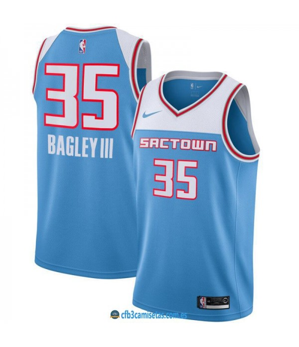 CFB3-Camisetas Marvin Bagley III Sacramento Kings 2019/20 - City Edition