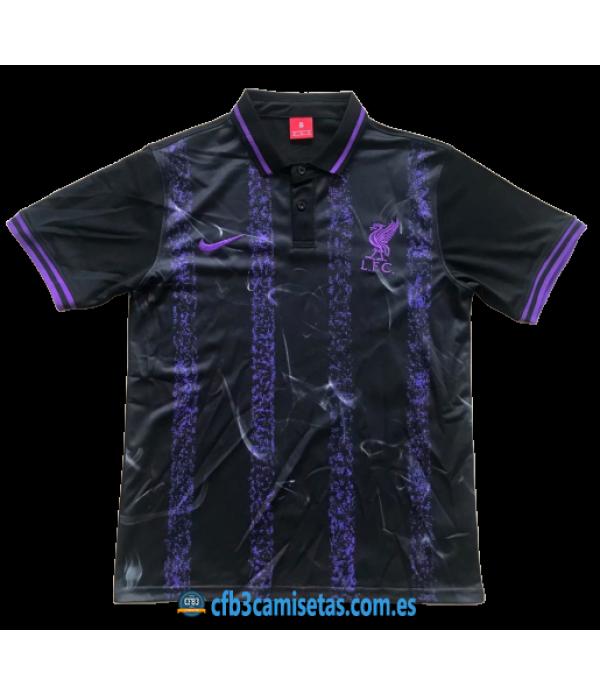 CFB3-Camisetas Polo Liverpool Morado