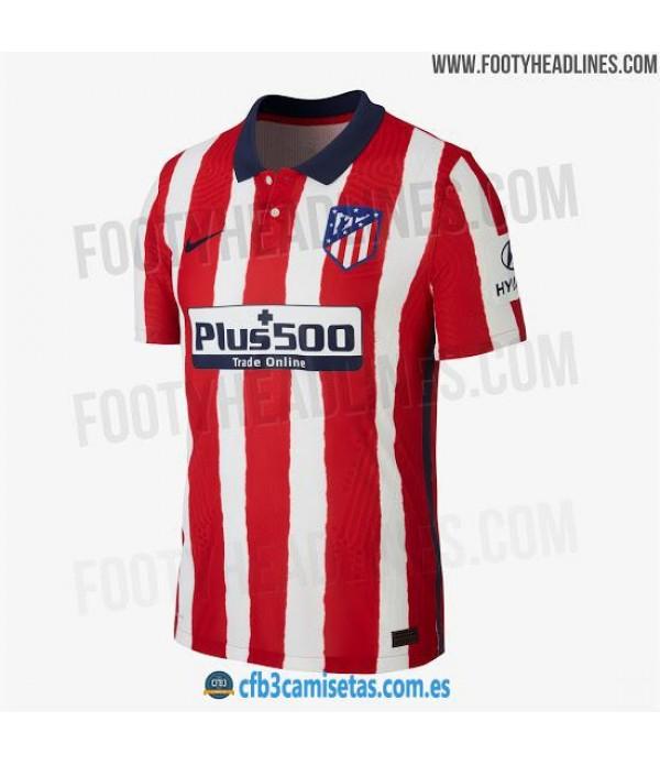 CFB3-Camisetas Atlético Madrid 1a Equipación 2020/21