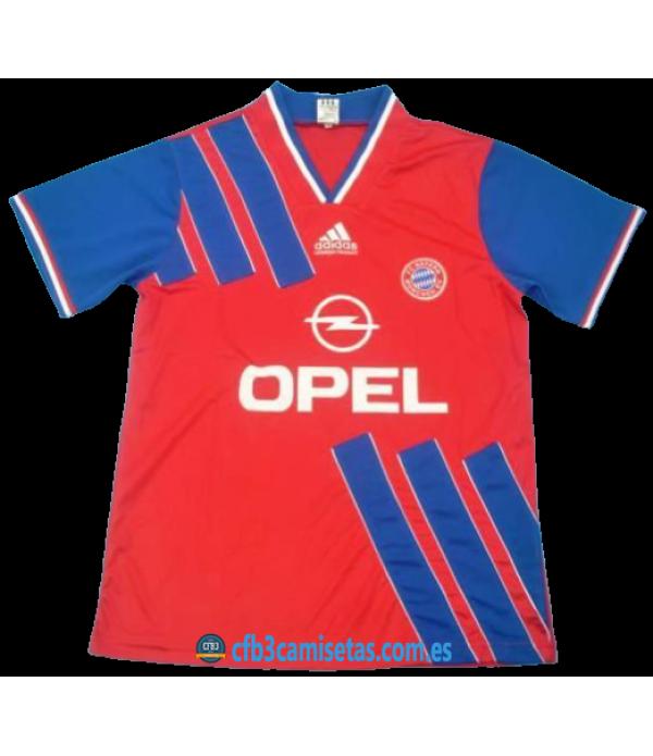 CFB3-Camisetas Bayern Munich 1a Equipación 1993-95