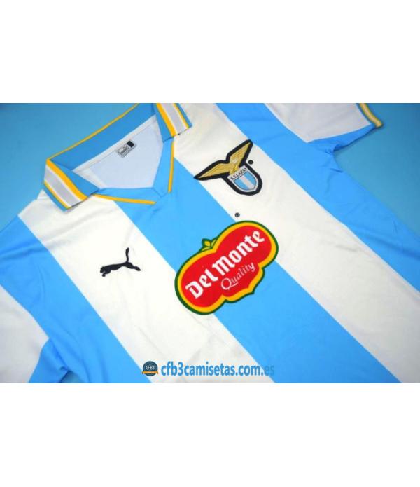 CFB3-Camisetas Camiseta Lazio 1999-00