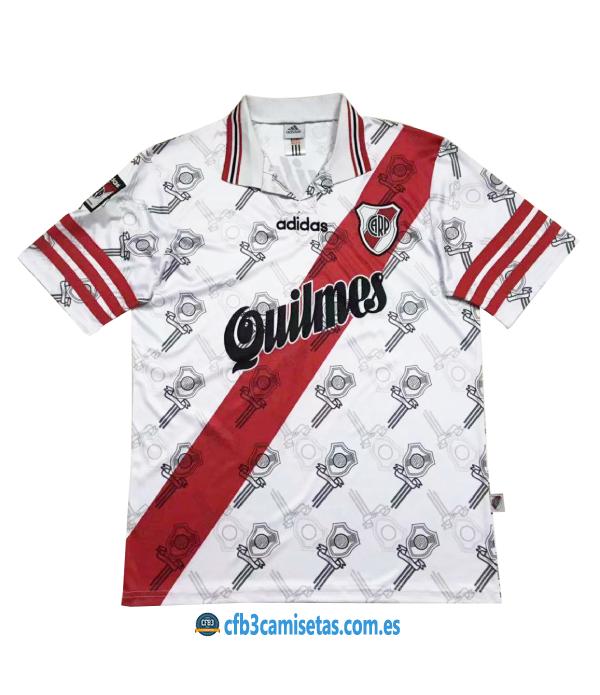 CFB3-Camisetas Camiseta River Plate 1996