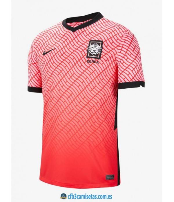 CFB3-Camisetas Corea del Sur 1a Equipación 2020/21