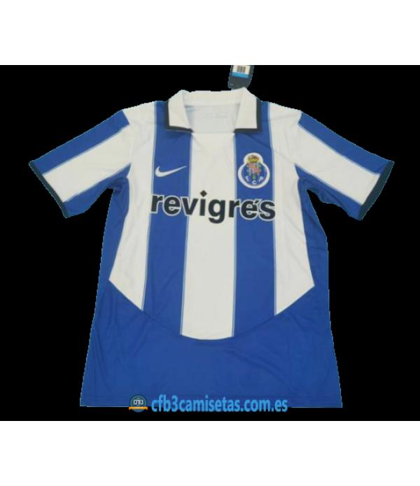 CFB3-Camisetas FC Porto 1a Equipación 2003-04