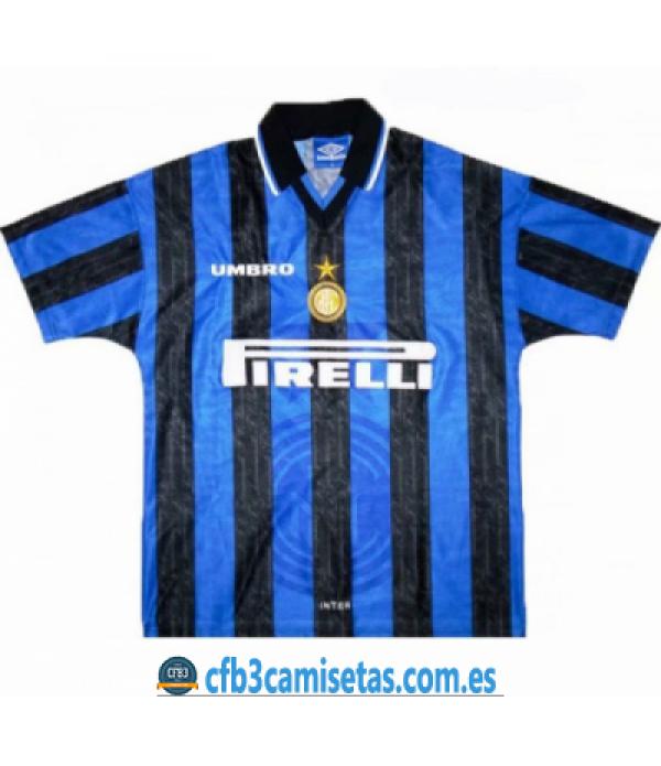 CFB3-Camisetas Inter Milan 1a Equipación 1997-98