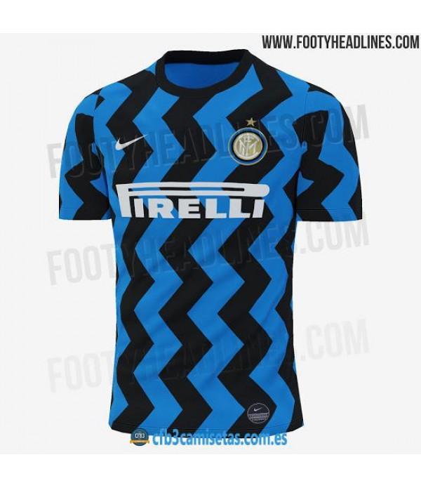 CFB3-Camisetas Inter Milan 1a Equipación 2020/21
