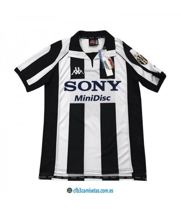 CFB3-Camisetas Juventus 1a Equipación 1997-98