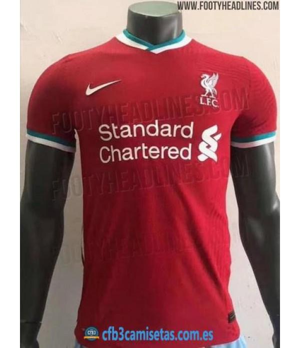 CFB3-Camisetas Liverpool 1a Equipación 2020/21