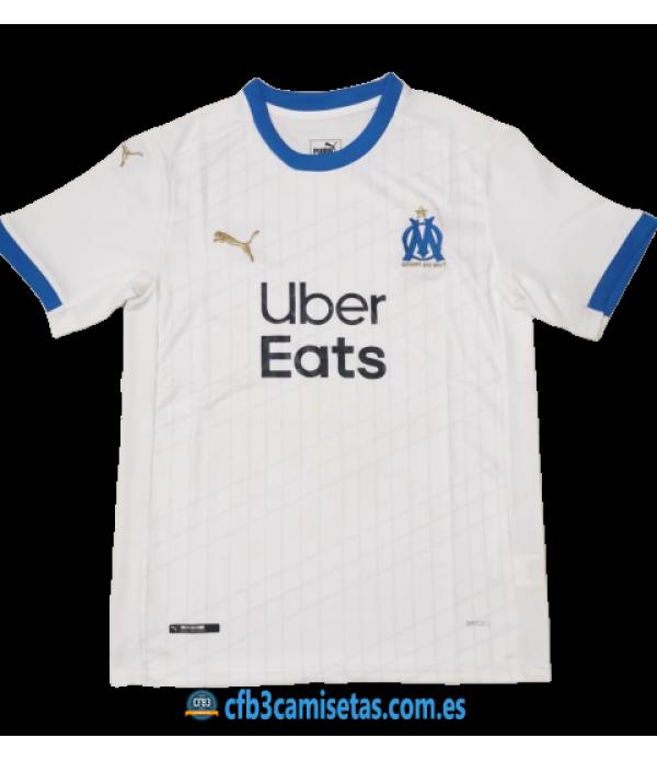CFB3-Camisetas Olympique Marsella 1a Equipación 2020/21
