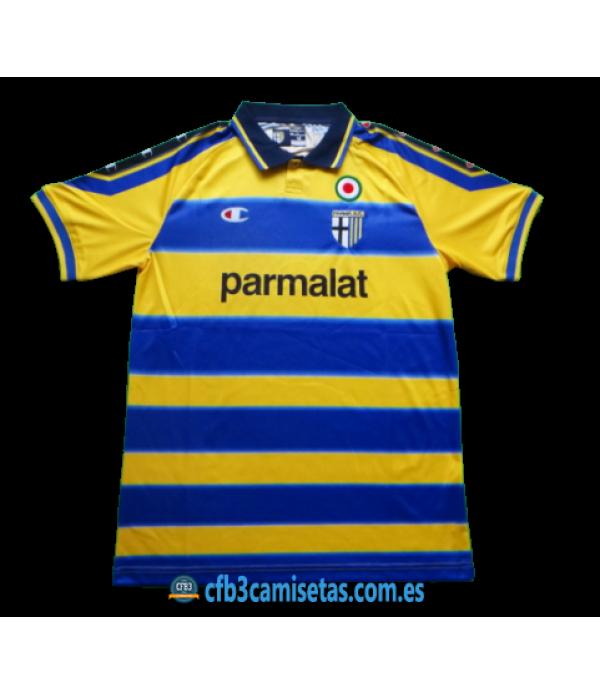 CFB3-Camisetas Parma 1a Equipación 1999-00