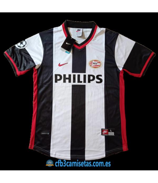 CFB3-Camisetas PSV Eindhoven 2a Equipación 1998-99