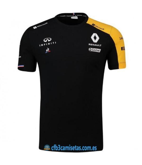 CFB3-Camisetas Camiseta Renault DP World 2020
