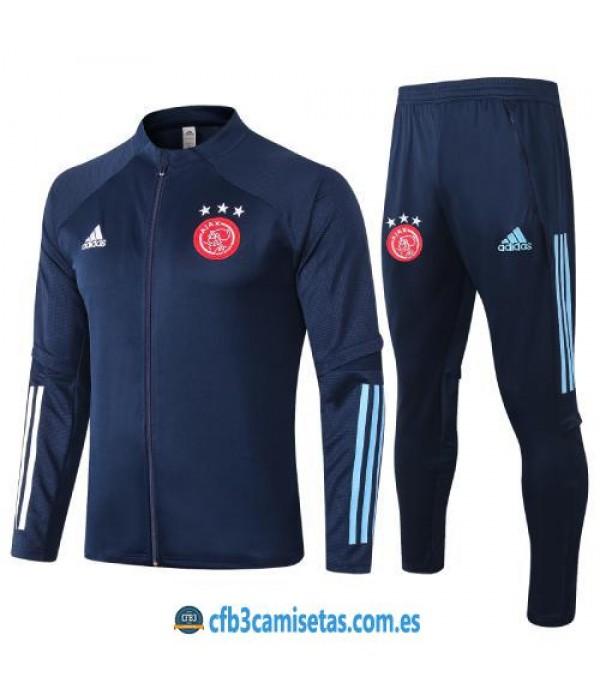 CFB3-Camisetas Chándal Ajax 2020/21