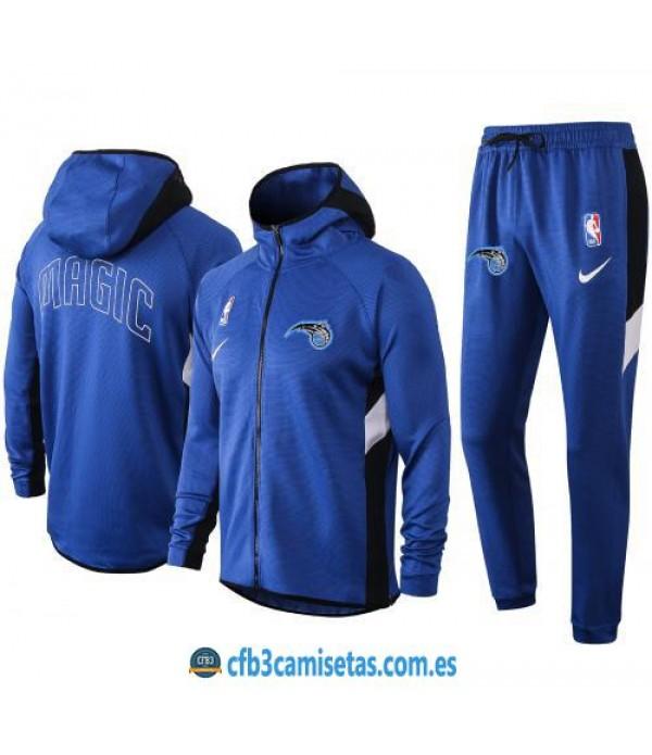 CFB3-Camisetas Chándal Orlando Magic - Blue