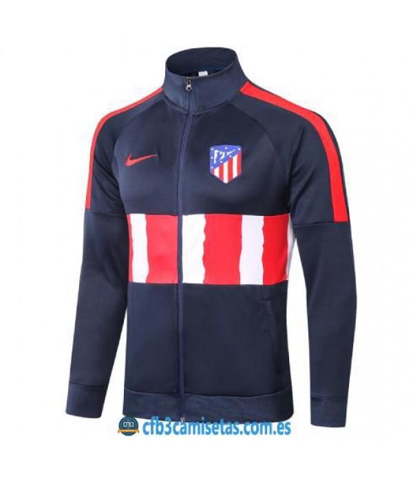 CFB3-Camisetas Chaqueta Atlético Madrid 2020/21