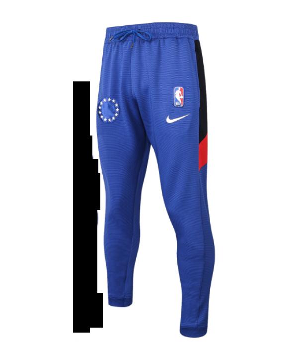 CFB3-Camisetas Pantalón Thermaflex Philadelphia 76ers - Blue