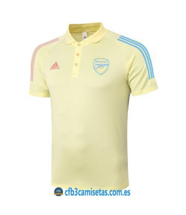 CFB3-Camisetas Polo Arsenal 2020/21