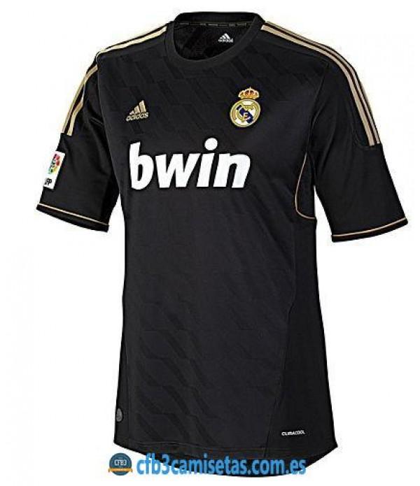 CFB3-Camisetas Real Madrid 2a Equipación 2011/12