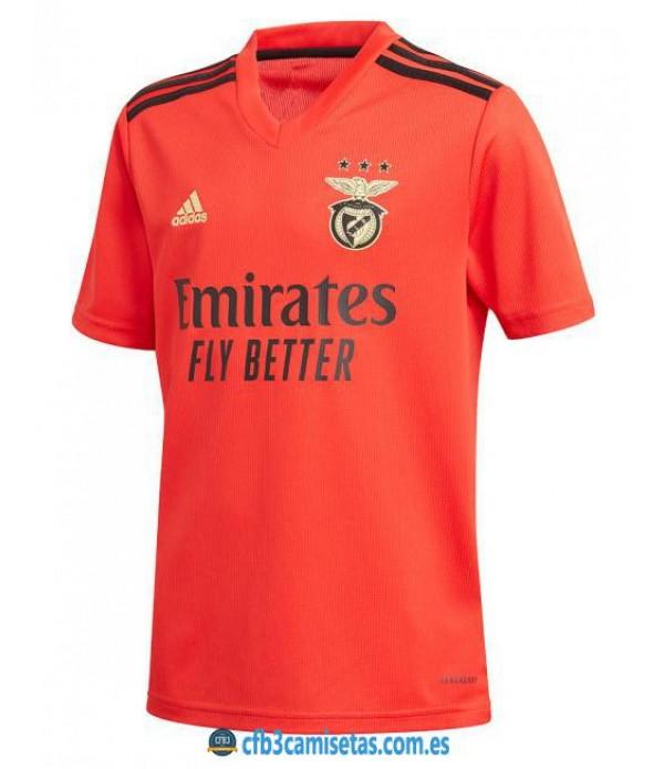 CFB3-Camisetas Benfica 1a Equipación 2020/21