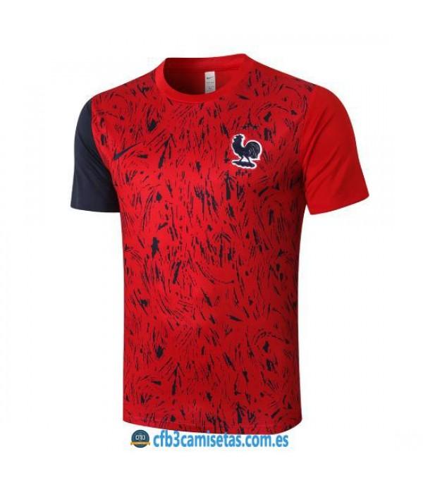 CFB3-Camisetas Camiseta Entrenamiento Francia 2020/21