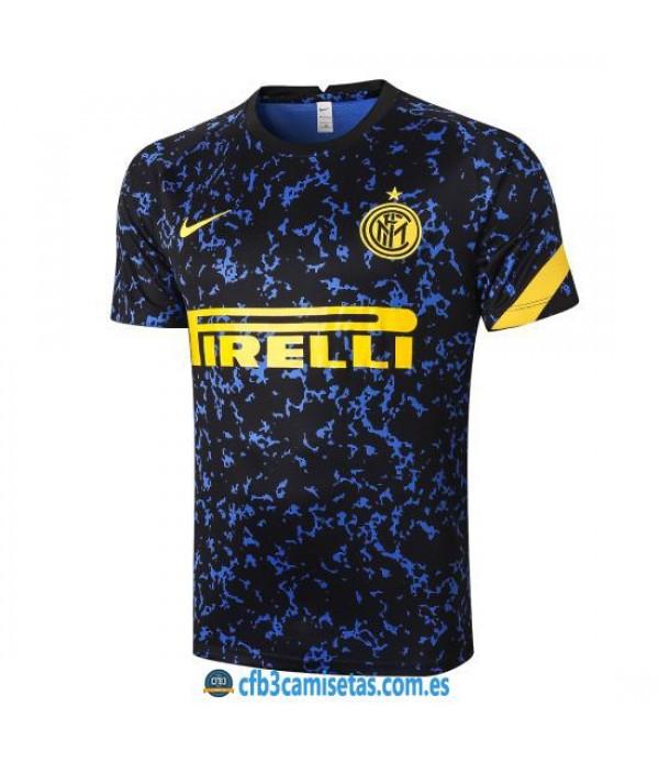 CFB3-Camisetas Camiseta Entrenamiento Inter Milan 2020/21